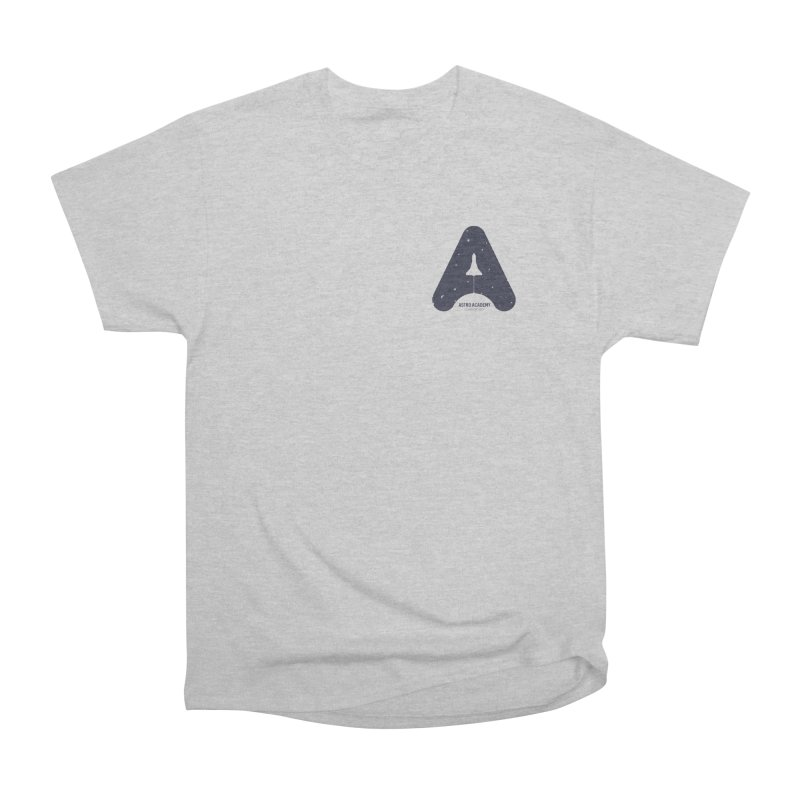 astro academy Women's Classic Unisex T-Shirt by Chuck Pavoni