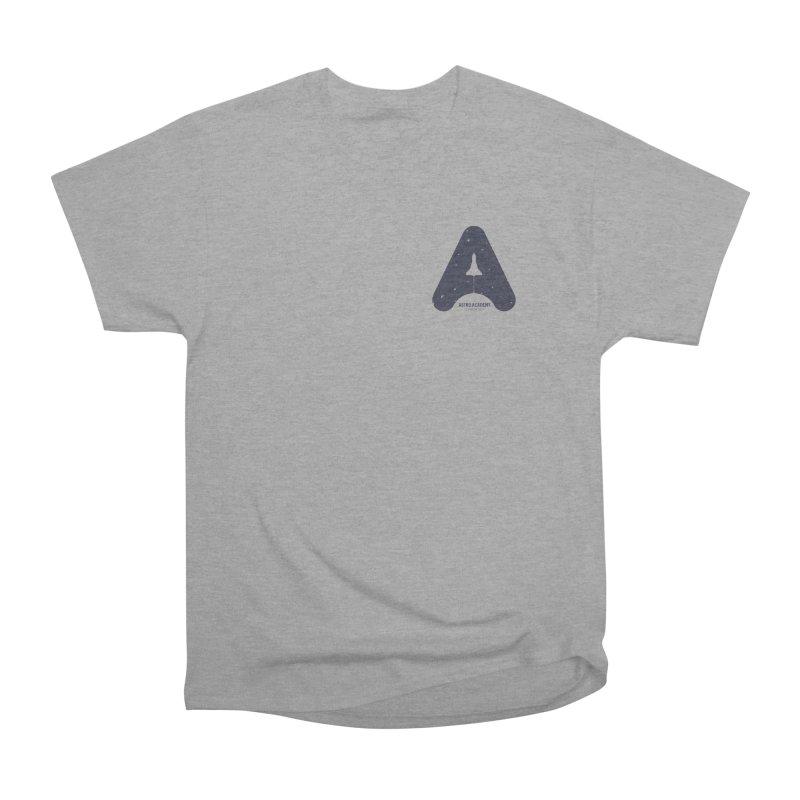 astro academy Women's Heavyweight Unisex T-Shirt by Chuck Pavoni