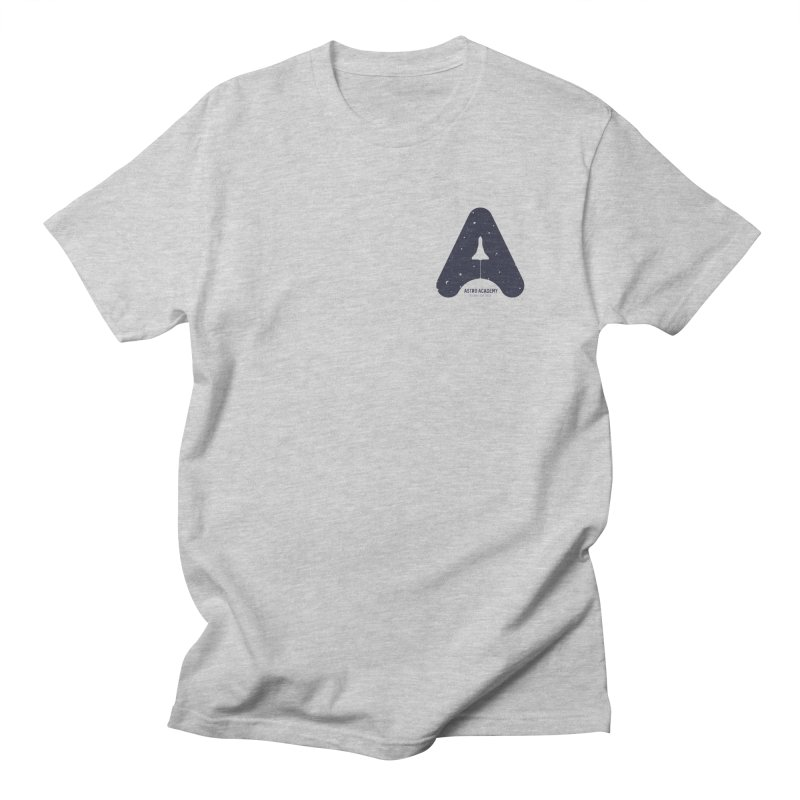 astro academy Women's Unisex T-Shirt by Chuck Pavoni