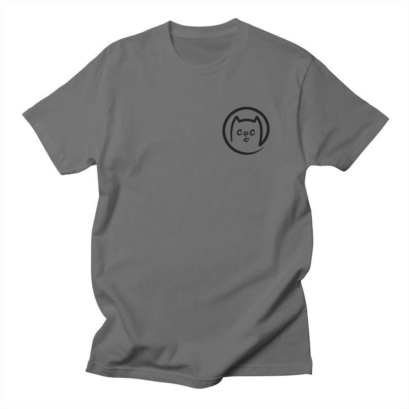 chuckpcomics logo Women's T-Shirt by Chuck Pavoni