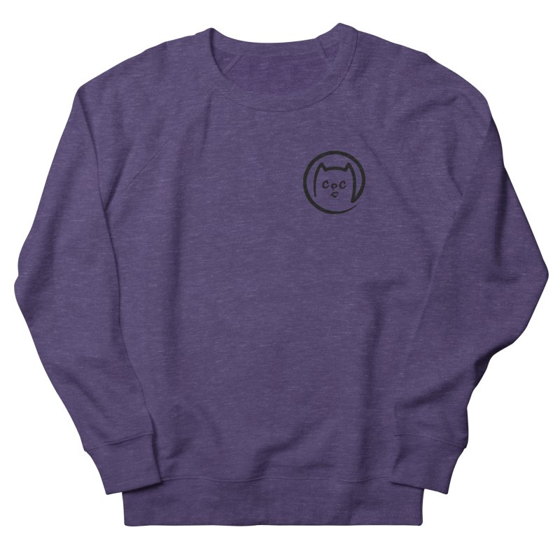chuckpcomics logo Men's Sweatshirt by Chuck Pavoni