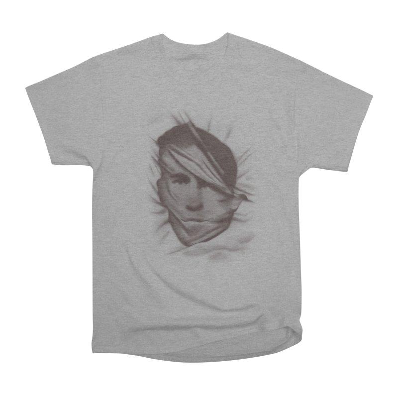 belie  Men's Classic T-Shirt by Chuck Pavoni