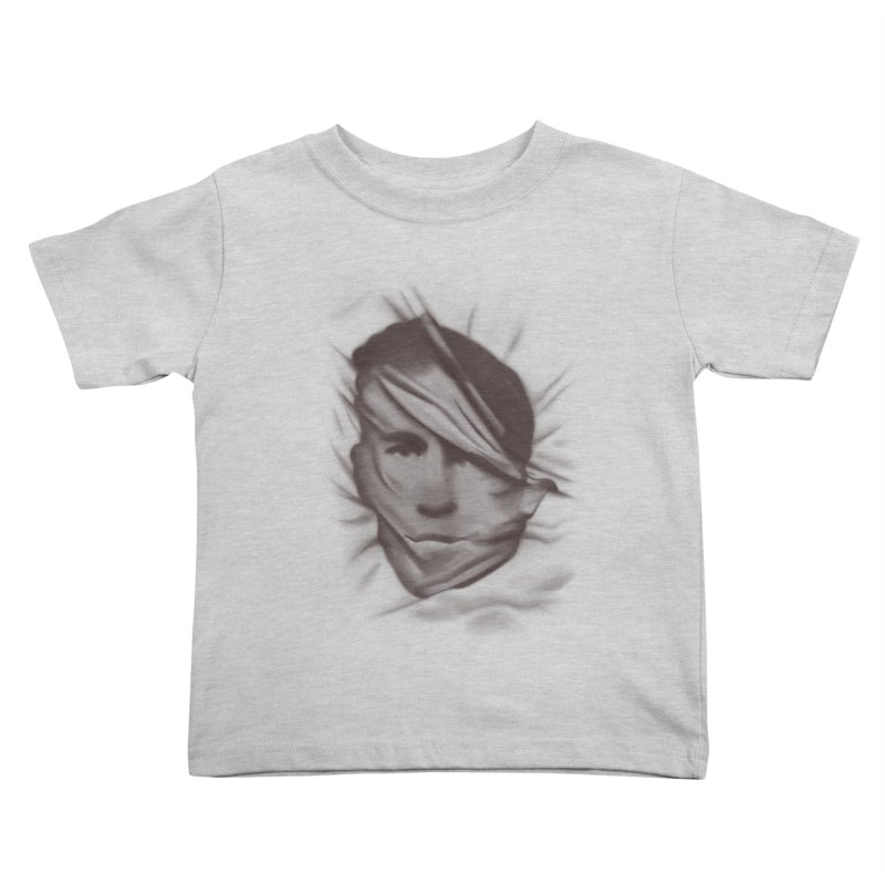belie  Kids Toddler T-Shirt by Chuck Pavoni
