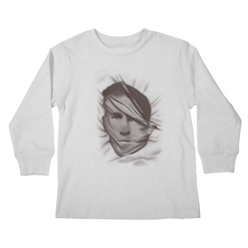 belie  Kids Longsleeve T-Shirt by Chuck Pavoni