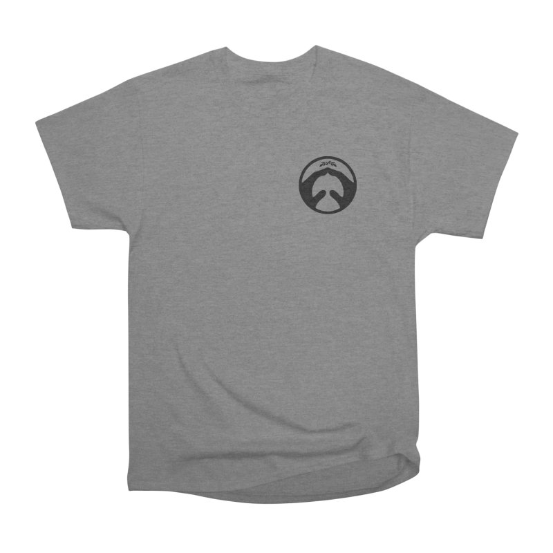 pray for peace Women's Heavyweight Unisex T-Shirt by Chuck Pavoni