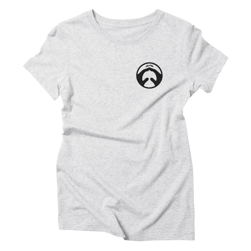 pray for peace Women's T-Shirt by Chuck Pavoni