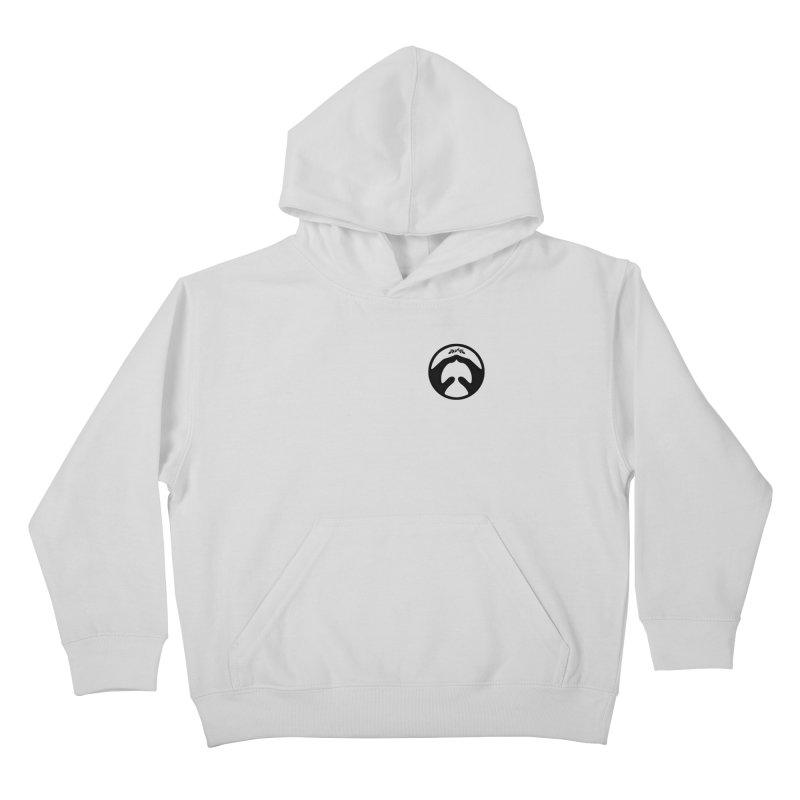 pray for peace Kids Pullover Hoody by Chuck Pavoni