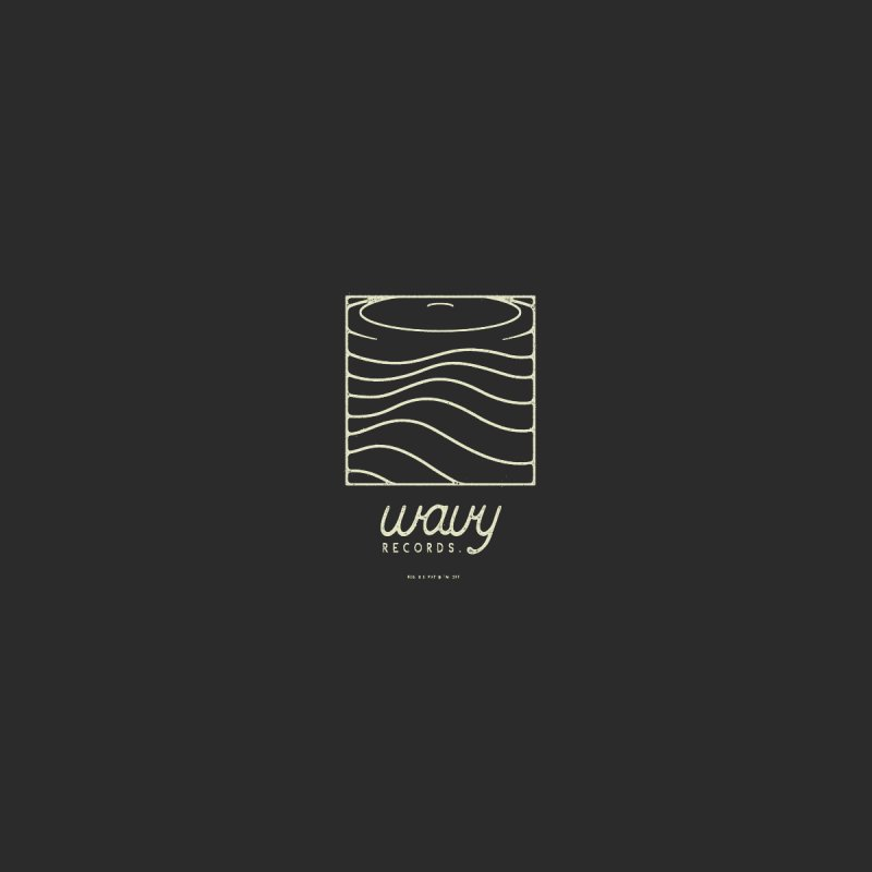 wavy records by Chuck Pavoni