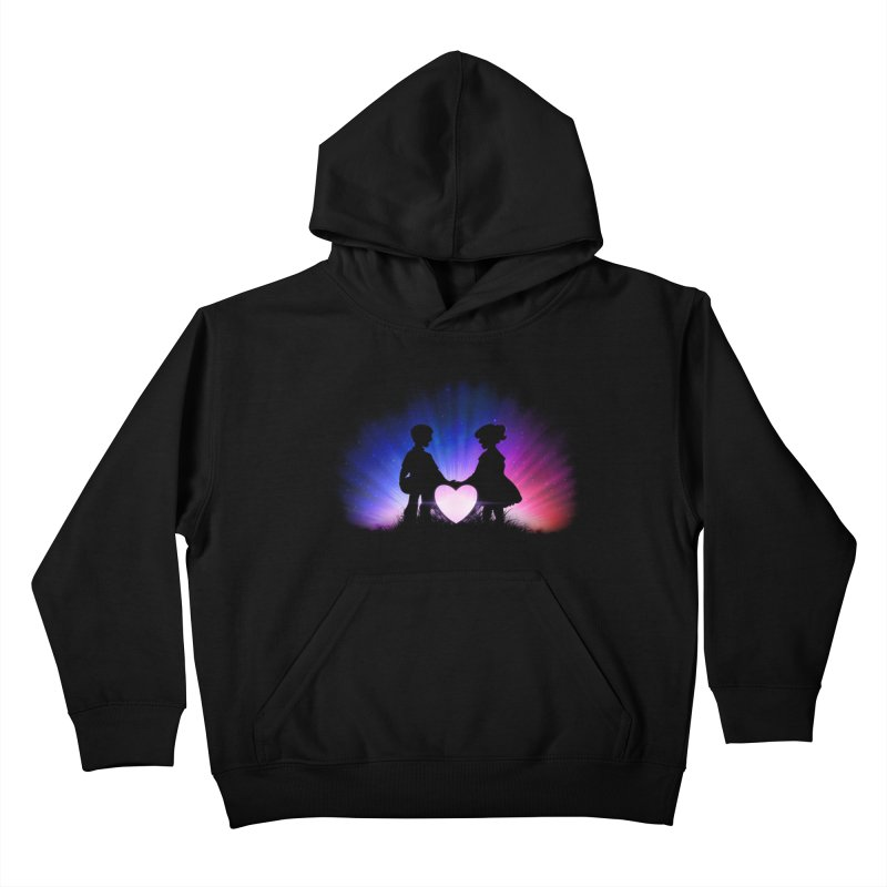 kismet Kids Pullover Hoody by Chuck Pavoni