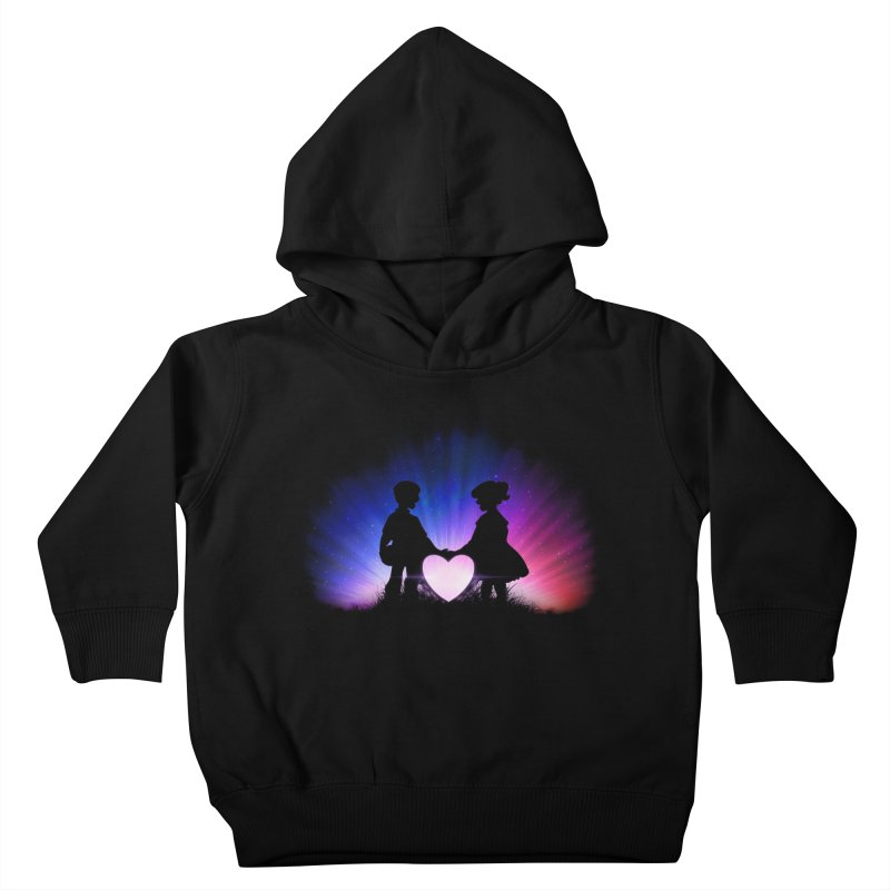 kismet Kids Toddler Pullover Hoody by Chuck Pavoni
