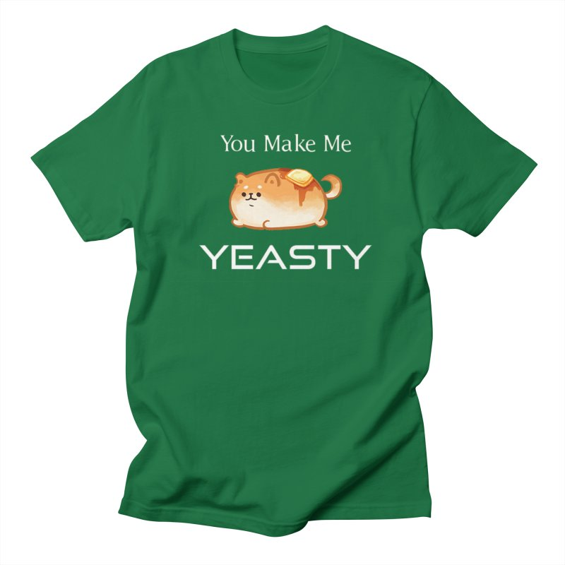 YeastKen Support Men's T-Shirt by TheAngieChu Merch Shoppe