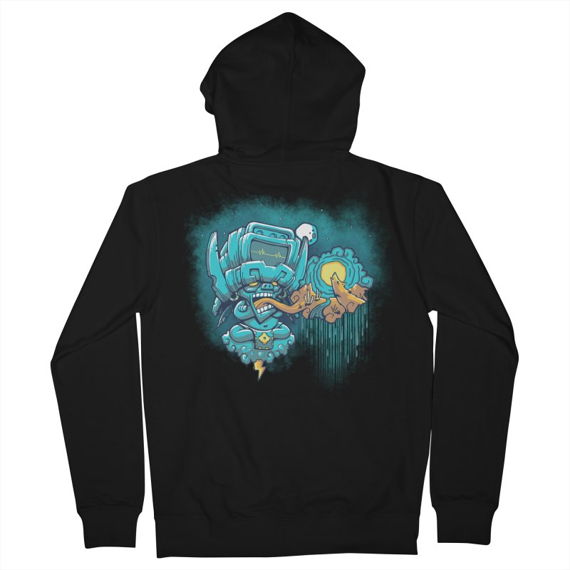 Cocijo's 925 Men's Zip-Up Hoody by chumpmagic's Artist Shop