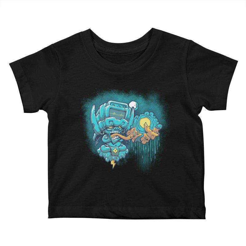 Cocijo's 925 Kids Baby T-Shirt by chumpmagic's Artist Shop