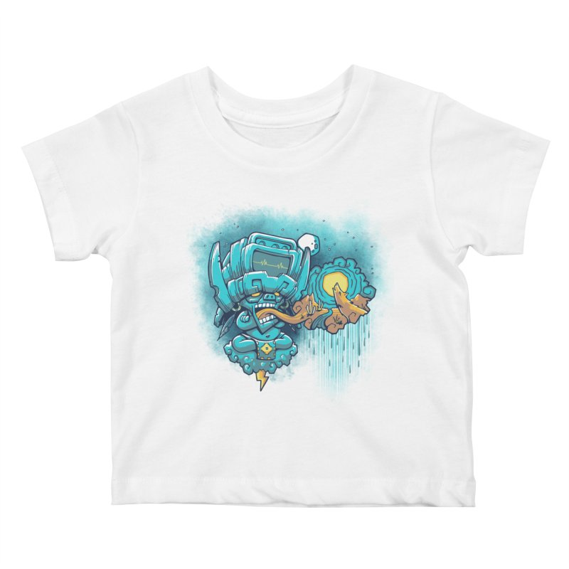 Cocijo's 925 Kids Baby T-Shirt by chumpmagic's Artist Shop