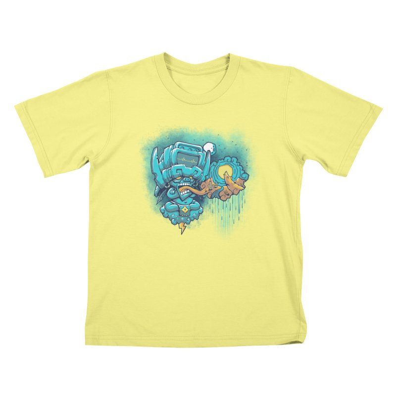Cocijo's 925 Kids T-shirt by chumpmagic's Artist Shop