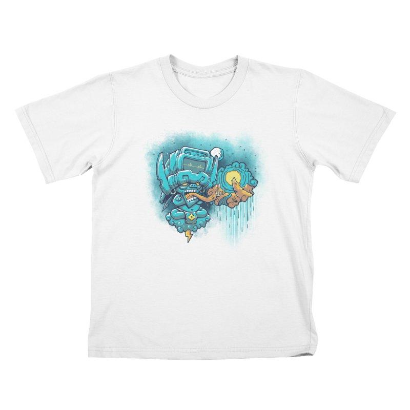 Cocijo's 925 Kids T-Shirt by chumpmagic's Artist Shop
