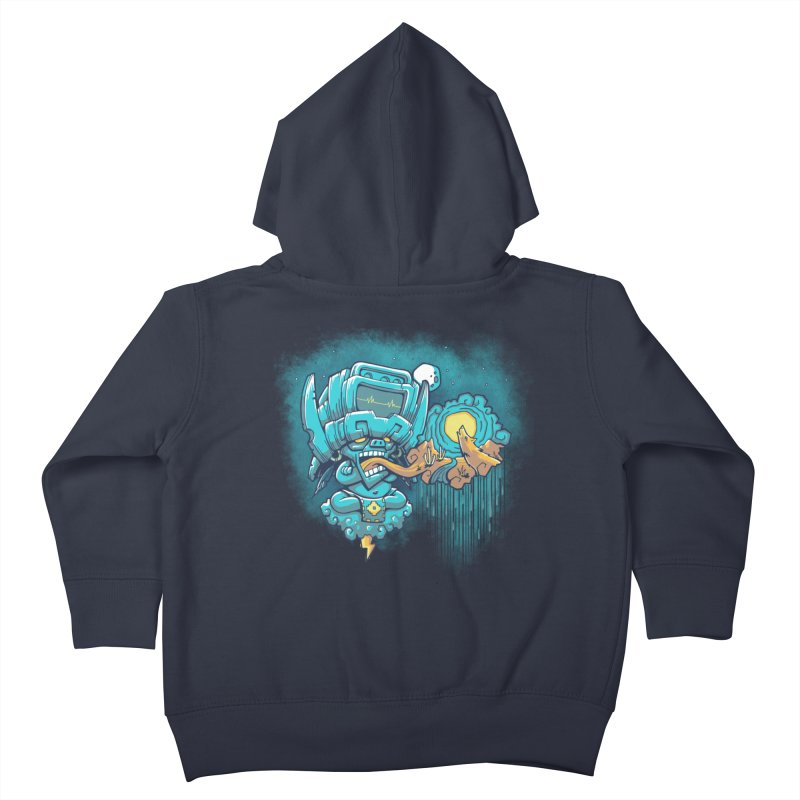 Cocijo's 925 Kids Toddler Zip-Up Hoody by chumpmagic's Artist Shop