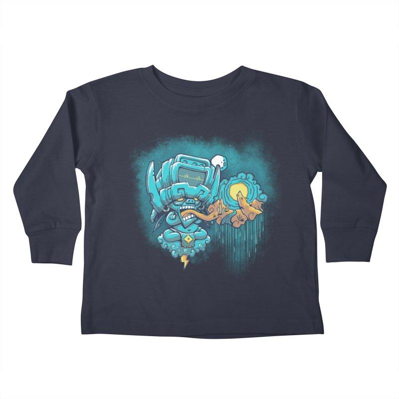 Cocijo's 925 Kids Toddler Longsleeve T-Shirt by chumpmagic's Artist Shop