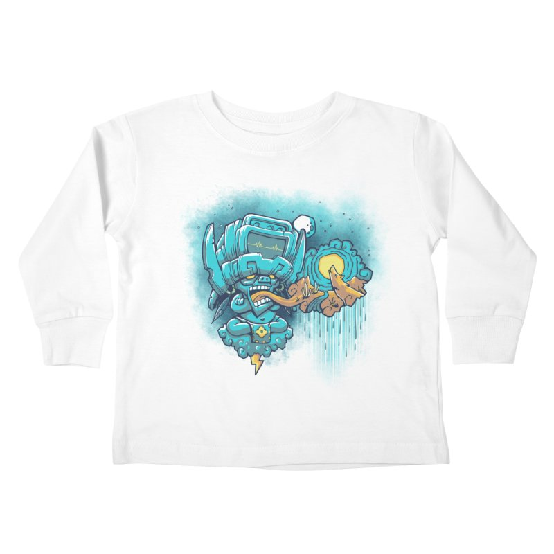 Cocijo's 925 Kids Toddler Longsleeve T-Shirt by chumpmagic's Artist Shop