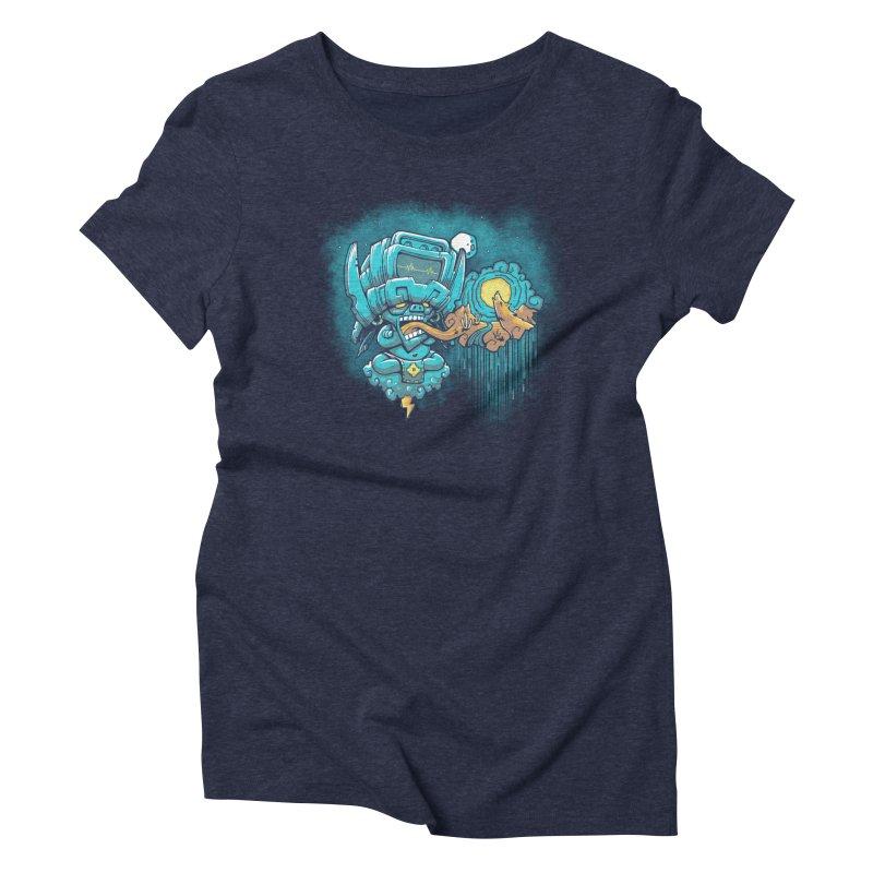 Cocijo's 925 Women's Triblend T-Shirt by chumpmagic's Artist Shop