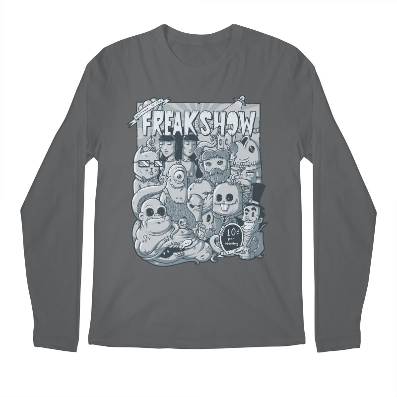 The Freak Show (10 cent per viewing)   by chumpmagic's Artist Shop