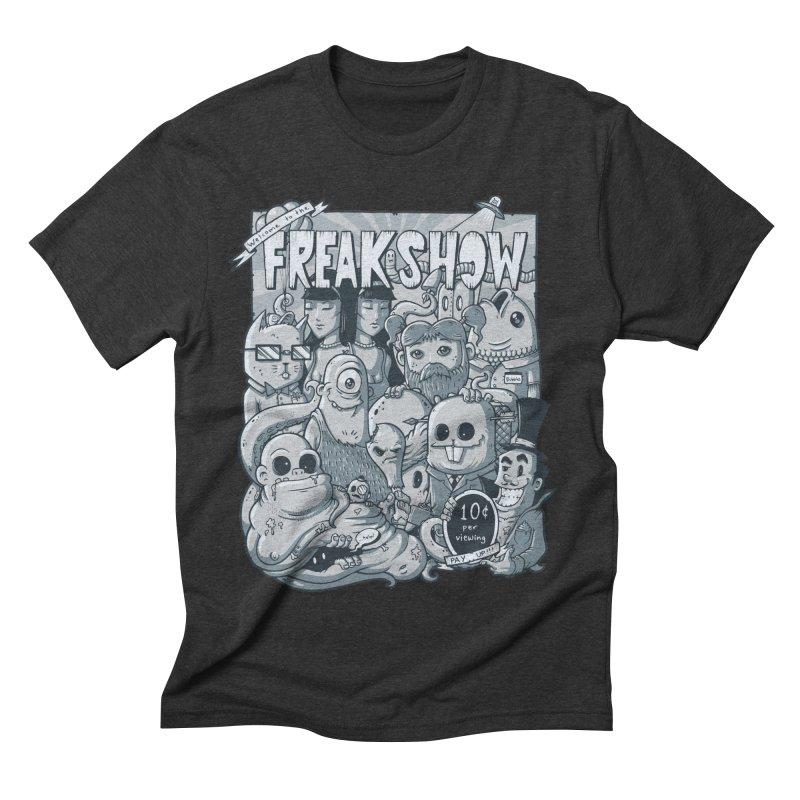 The Freak Show (10 cent per viewing)   by chumpmagic's Artist Shop