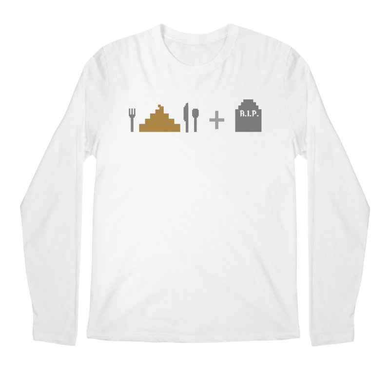 E. S. & D. Men's Longsleeve T-Shirt by chumpmagic's Artist Shop