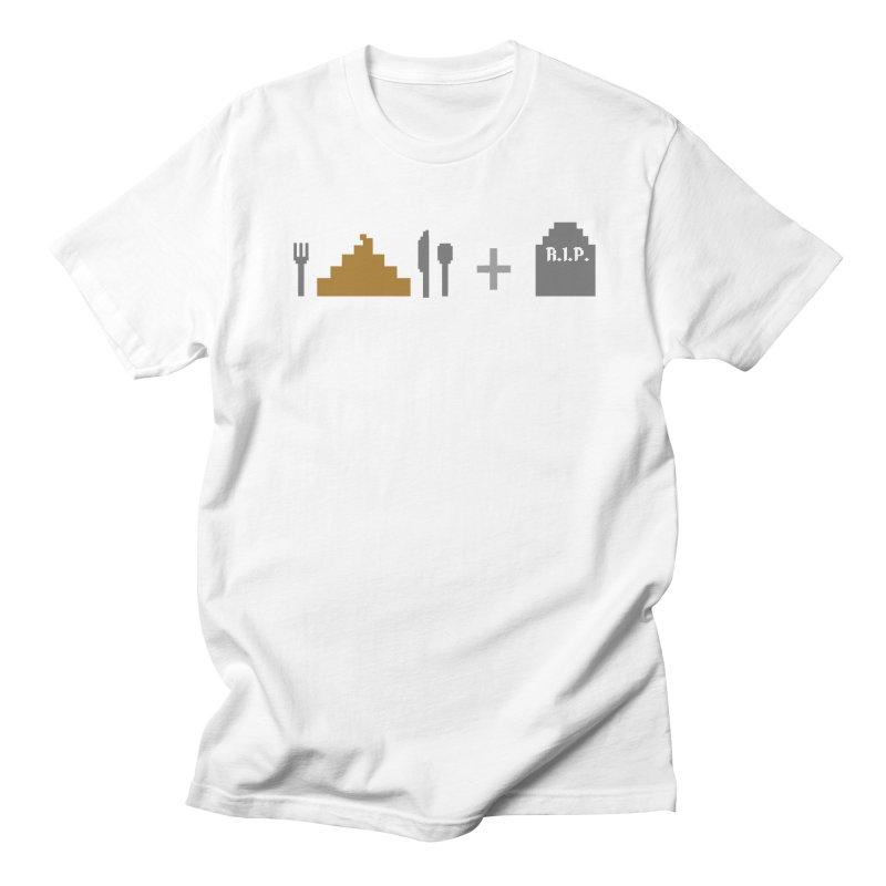 E. S. & D. Men's T-shirt by chumpmagic's Artist Shop