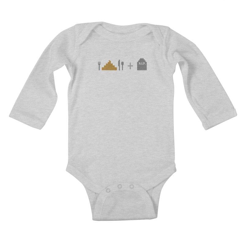 E. S. & D. Kids Baby Longsleeve Bodysuit by chumpmagic's Artist Shop