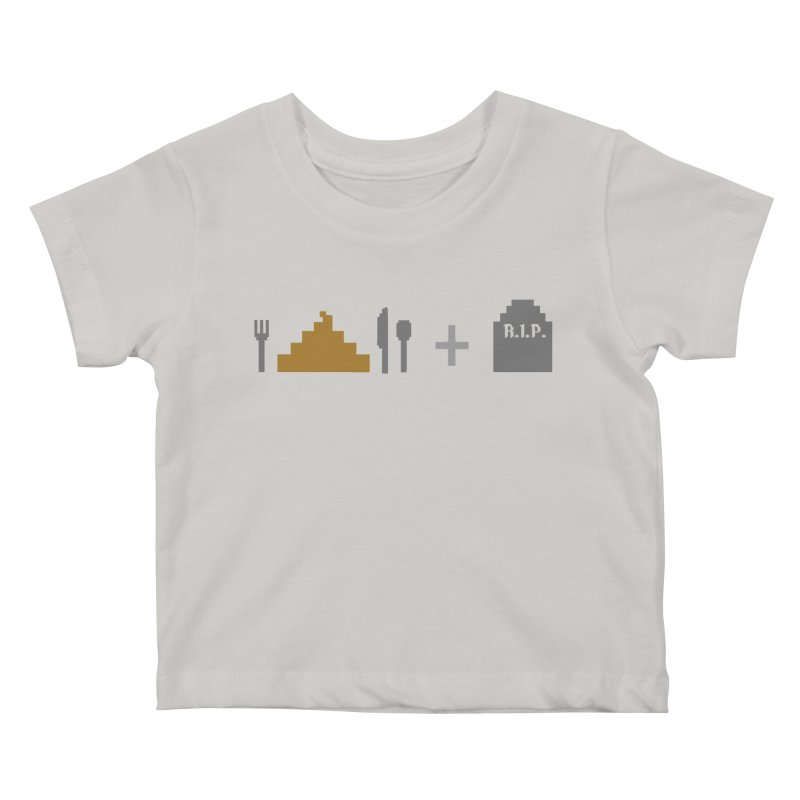 E. S. & D. Kids Baby T-Shirt by chumpmagic's Artist Shop