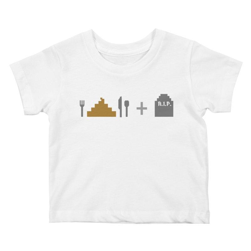 E. S. & D. Kids Baby T-Shirt by chumpmagic's Artist Shop