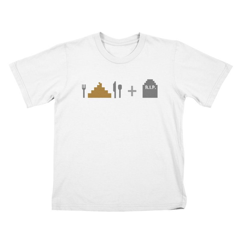 E. S. & D. Kids T-Shirt by chumpmagic's Artist Shop
