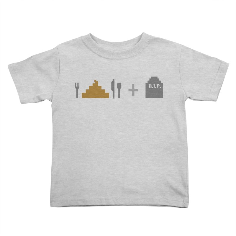 E. S. & D. Kids Toddler T-Shirt by chumpmagic's Artist Shop