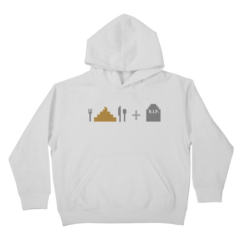 E. S. & D. Kids Pullover Hoody by chumpmagic's Artist Shop