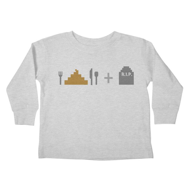 E. S. & D. Kids Toddler Longsleeve T-Shirt by chumpmagic's Artist Shop