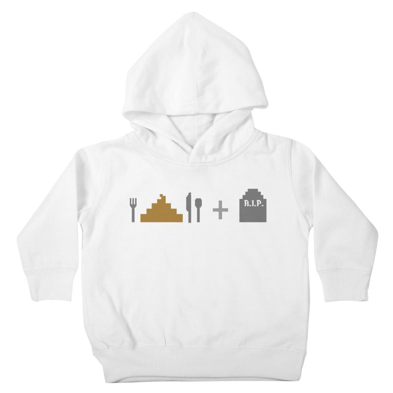 E. S. & D. Kids Toddler Pullover Hoody by chumpmagic's Artist Shop