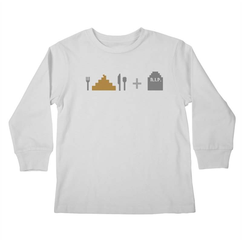 E. S. & D. Kids Longsleeve T-Shirt by chumpmagic's Artist Shop