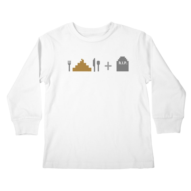 E. S. & D. Kids Longsleeve T-Shirt by chumpmagic's Artist Shop