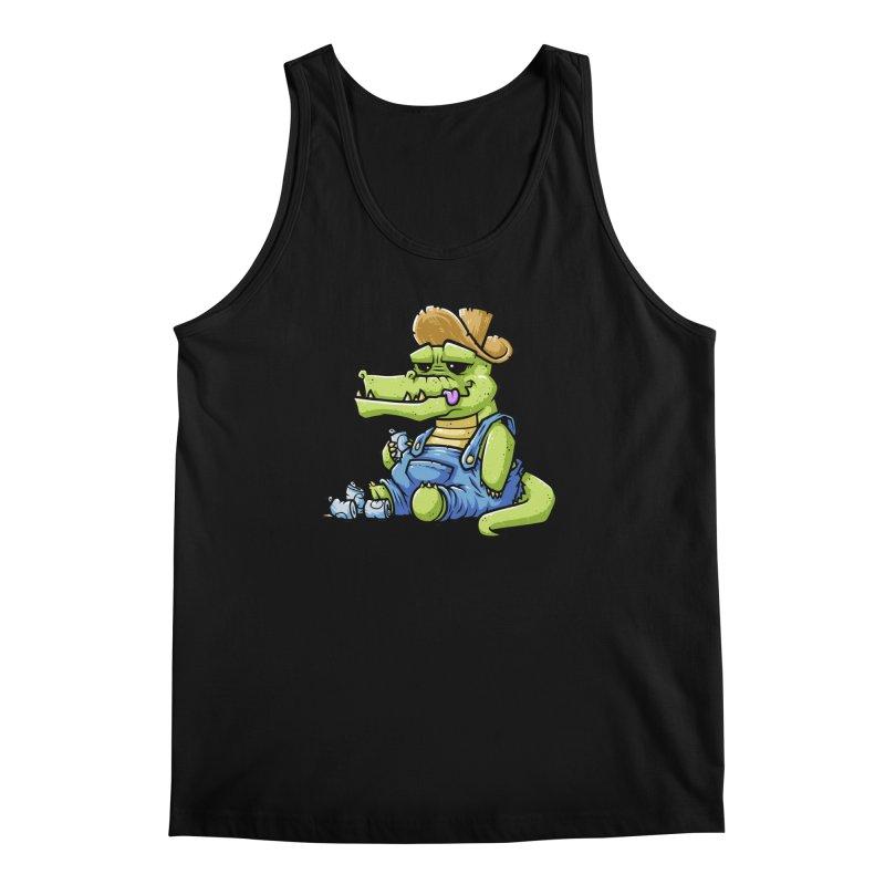 Ale-Gator Men's Tank by chumpmagic's Artist Shop