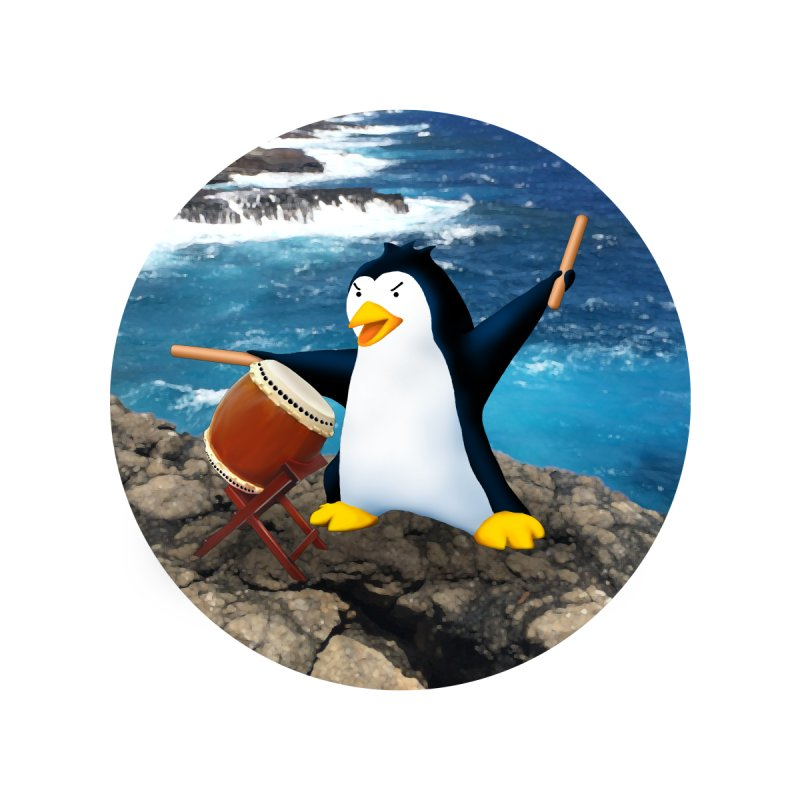 Taiko Penguin (Naname) Ocean ver. by Chung's Musical Penguins
