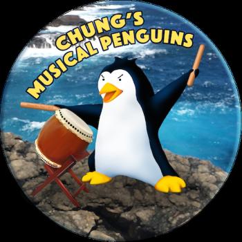 Chung's Musical Penguins Logo