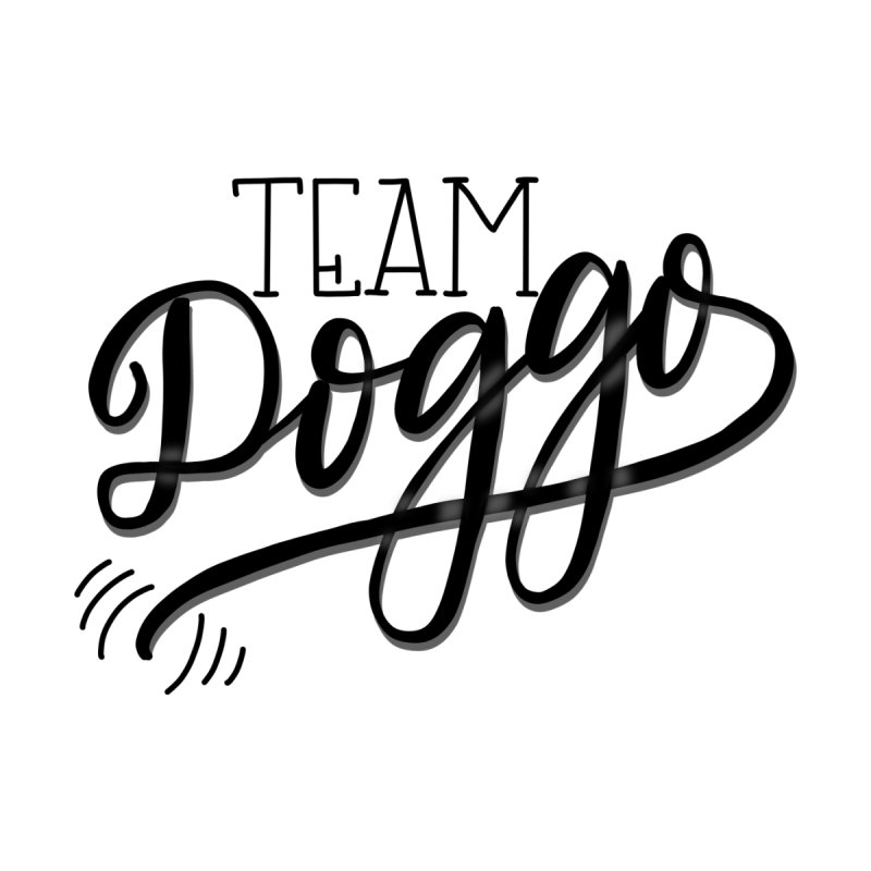 Team Doggo Men's T-Shirt by chungnguyen's Artist Shop