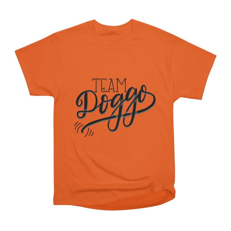 Team Doggo Women's Classic Unisex T-Shirt by chungnguyen's Artist Shop