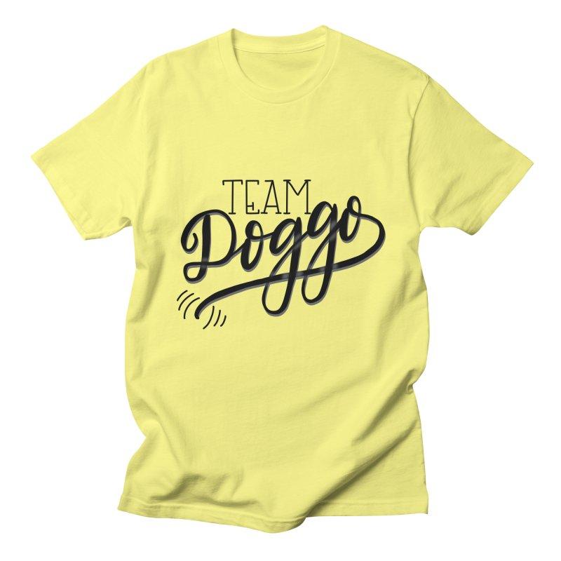 Team Doggo Women's Unisex T-Shirt by chungnguyen's Artist Shop