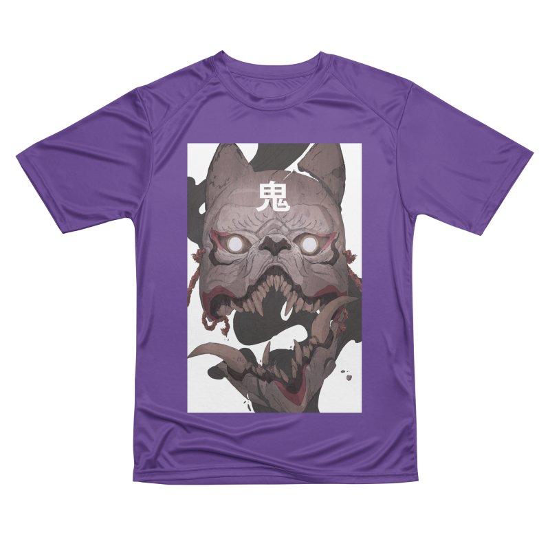 Kitsune Women's Performance Unisex T-Shirt by Chun Lo's Artist Shop