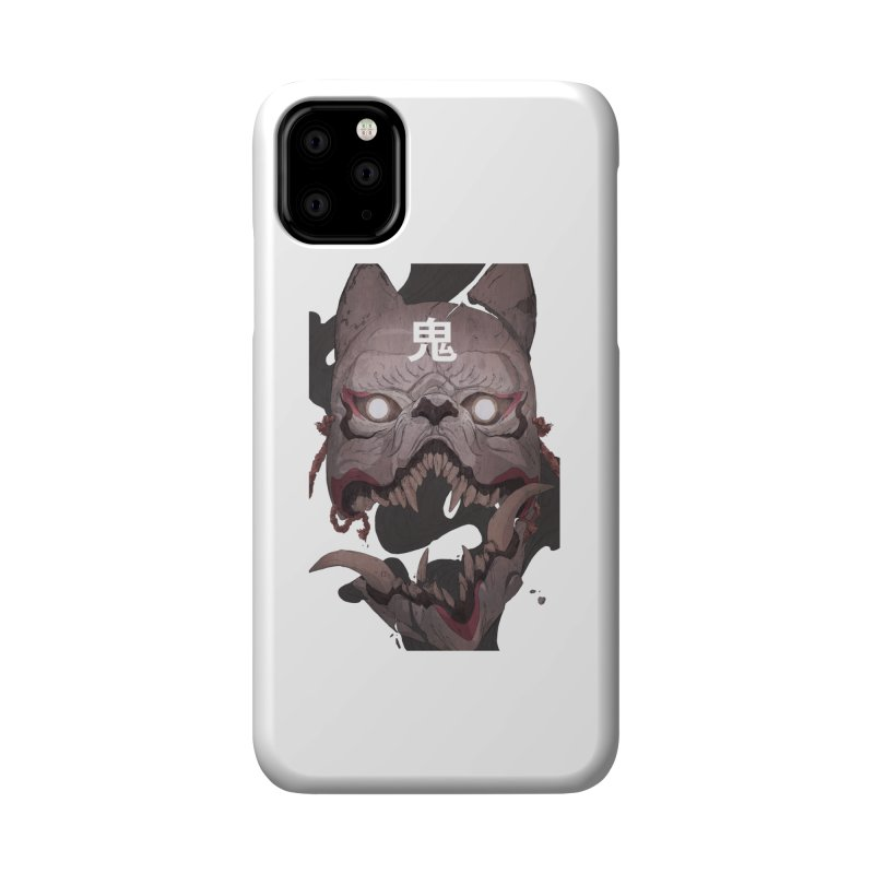 Kitsune Accessories Phone Case by Chun Lo's Artist Shop
