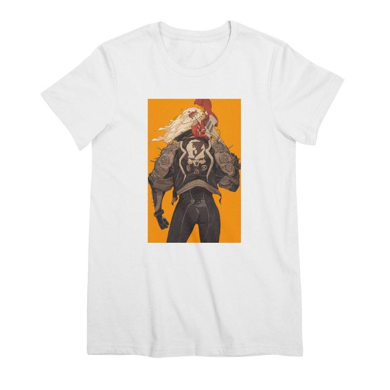 Dismantle Women's Premium T-Shirt by Chun Lo's Artist Shop