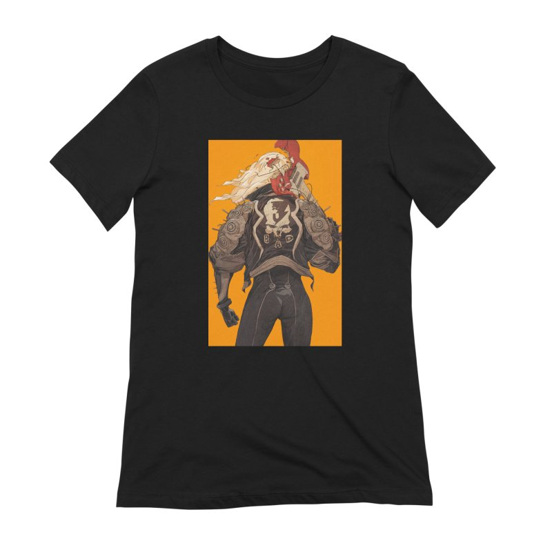 Dismantle Women's Extra Soft T-Shirt by Chun Lo's Artist Shop