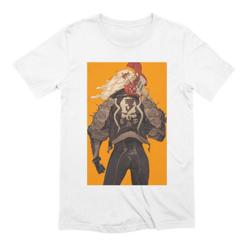Dismantle Men's Extra Soft T-Shirt by Chun Lo's Artist Shop