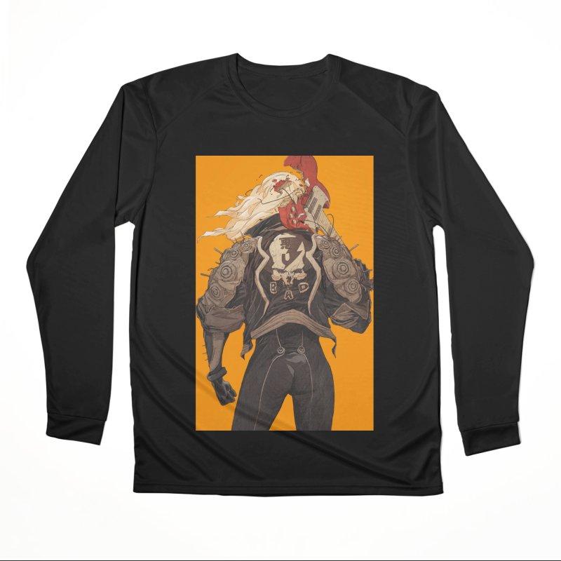 Dismantle Men's Performance Longsleeve T-Shirt by Chun Lo's Artist Shop